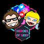 Heroes Of Geek