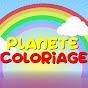 Planète Coloriage