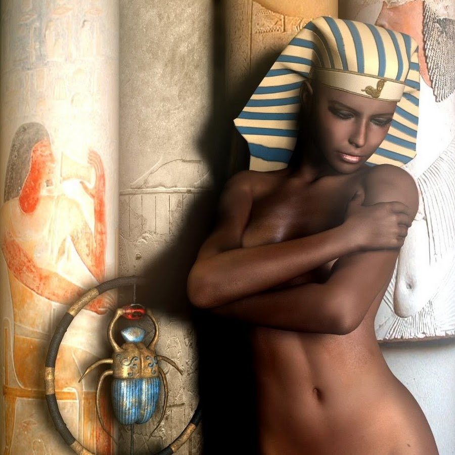 Ancient egyptian girl nude 10