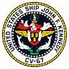 USS John F. Kennedy Aircraft Carrier Project