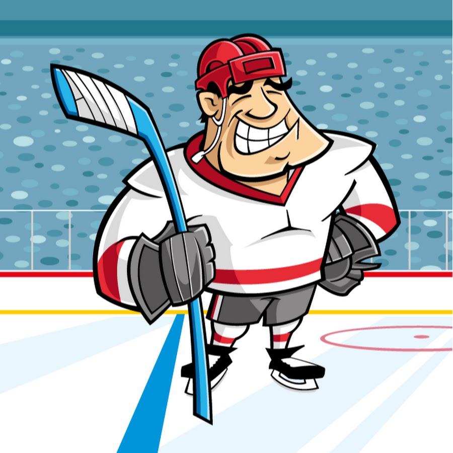 Открытку своими, смешные рисунки хоккей