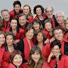 Vocalists Le Pleiadi