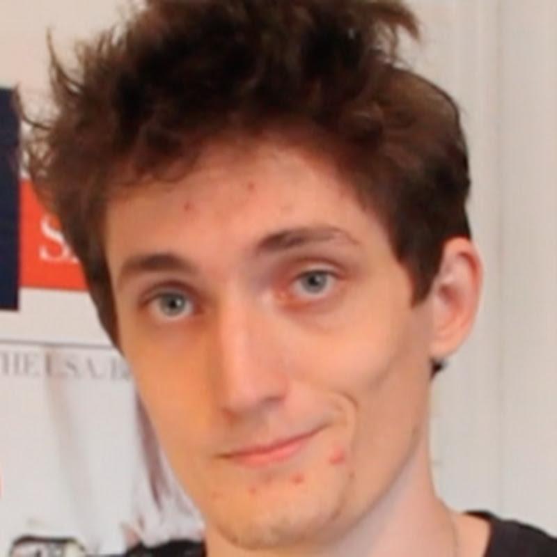 youtubeur James Kerlon