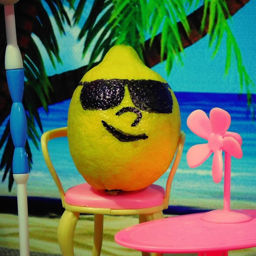 Днем рождения, лимон картинка прикольная