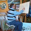 Pietro Dell'Aversana, Artista
