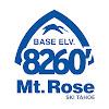 Mt. Rose Ski Tahoe