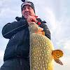 Fishing with Yuri Petrash