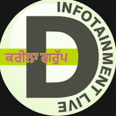 D infotainment live