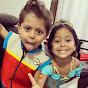 Gêmeos Ale e Nanda