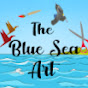 The Blue Sea Art