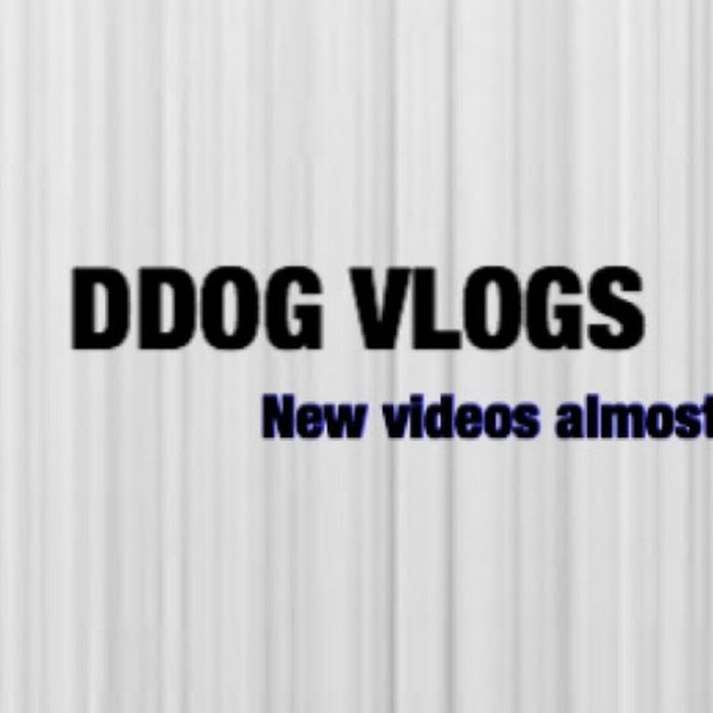 Ddog Vlogs (ddog-vlogs)