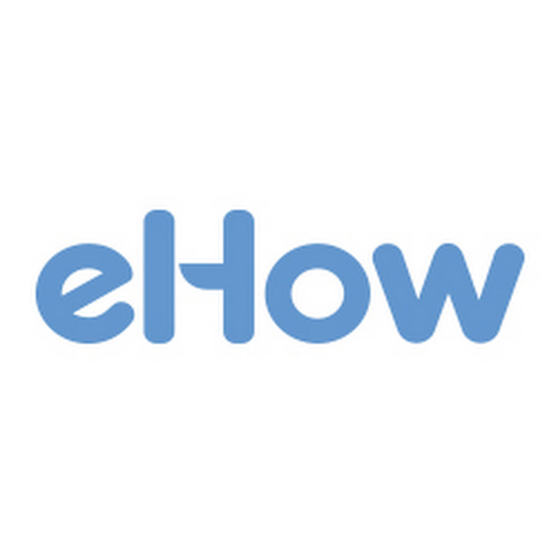 Ehow YouTube channel image