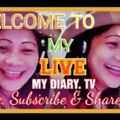 my diary . tv