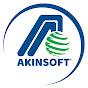 AKINSOFT  Youtube video kanalı Profil Fotoğrafı