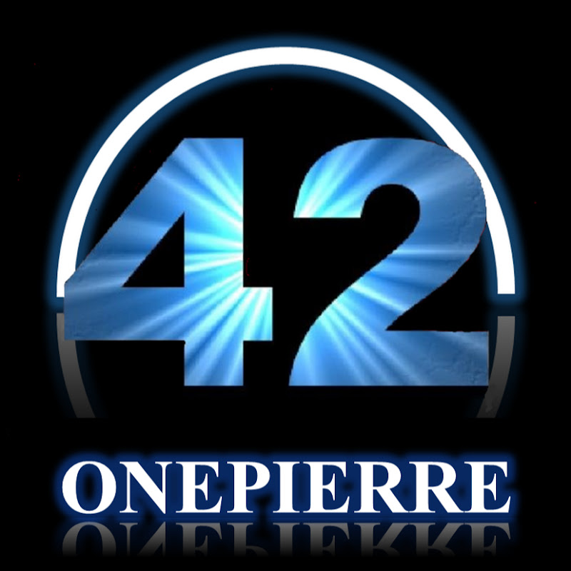 youtubeur Onepierre