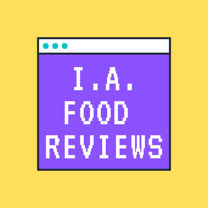 I.A. Food Reviews (i-a-food-reviews)