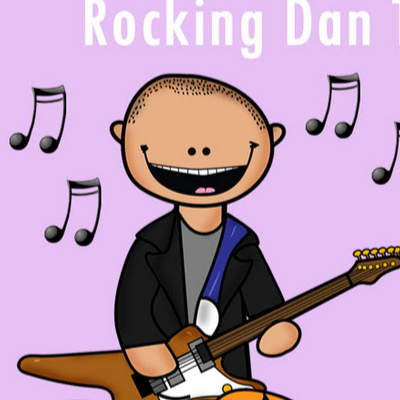 Rocking Dan Teaching Man