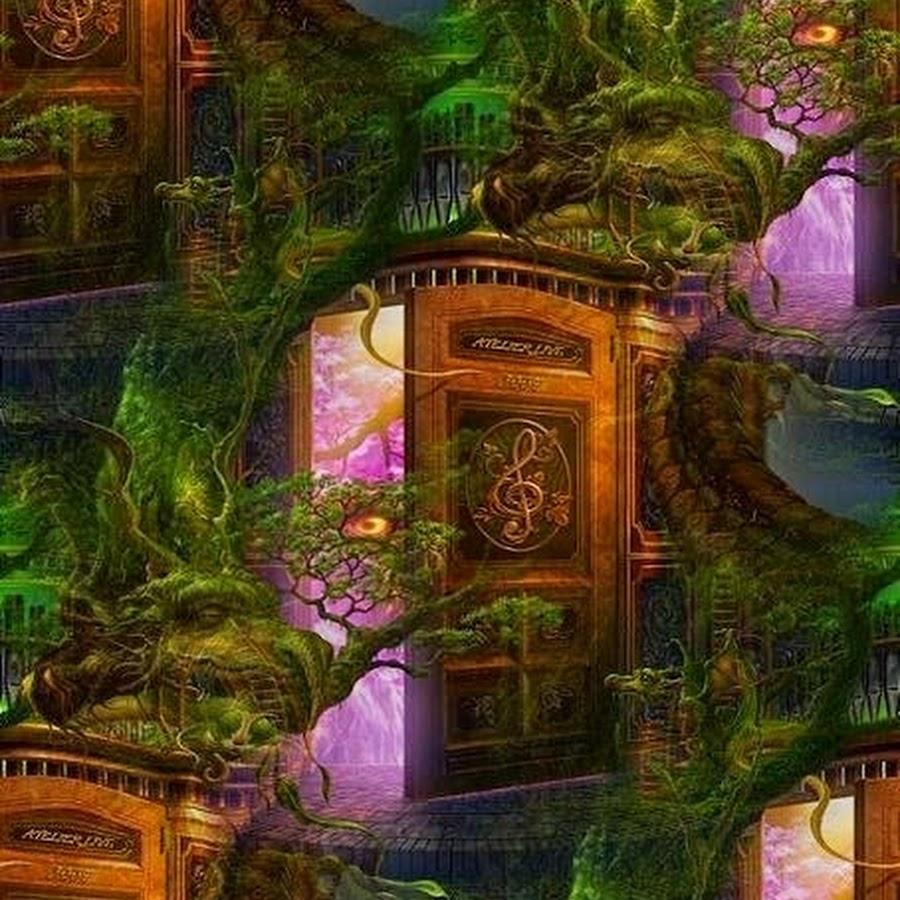 двери в сказочный мир картинки лекарство