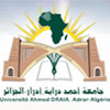 Université Ahmed Draia - Adrar