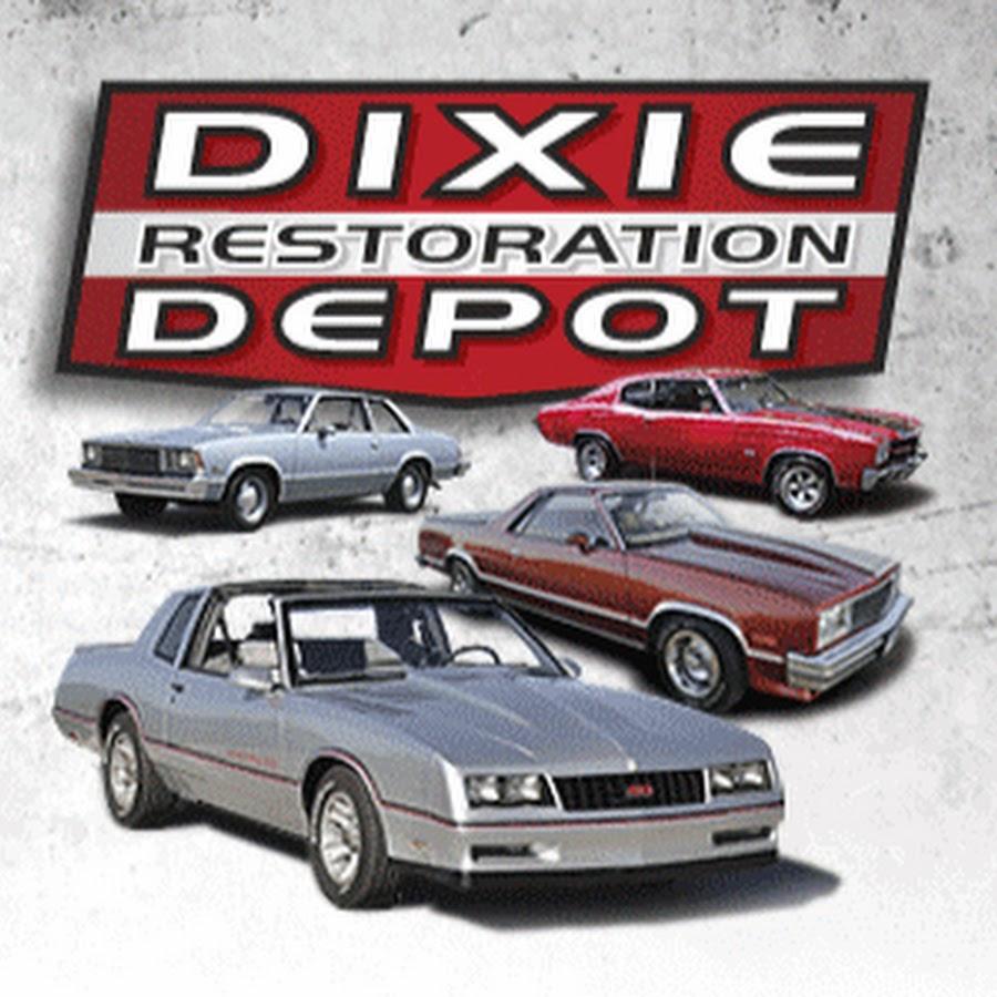 Dixie Restoration Depot - YouTube