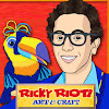 Ricky Riot Art & Craft Kids Show