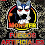 MONSTER URUGUAY FUEGOS ARTIFICIALES