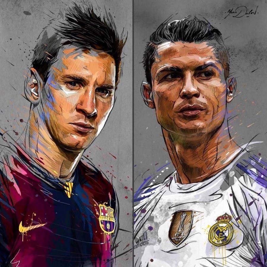 Для открыток, крутые рисунки футбол