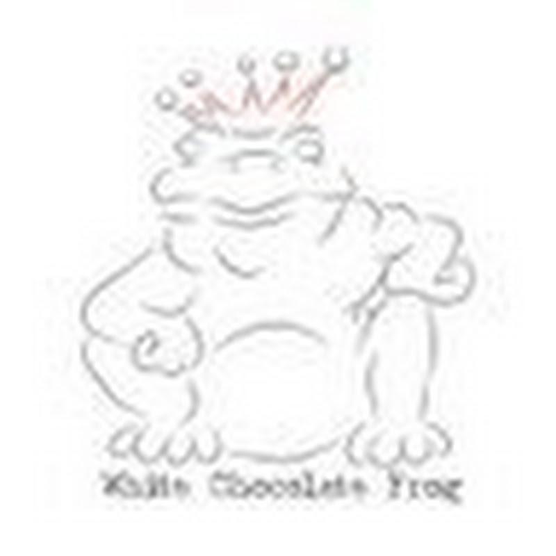 TheWhite ChocolateFrog