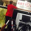 DFW Art Installation