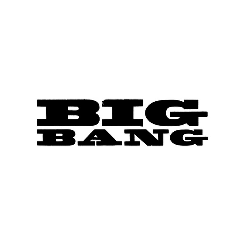 Bigbang YouTube channel image
