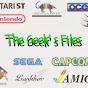 The Geek's files