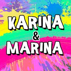 Karina & Marina YouTube channel avatar