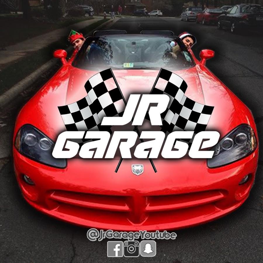 Jr Garage Youtube