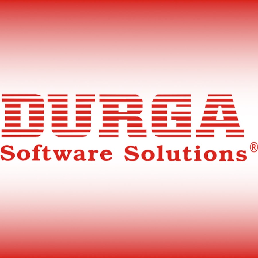 Durga Software Solutions - YouTube