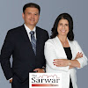 Khaled and Mariam Sarwar