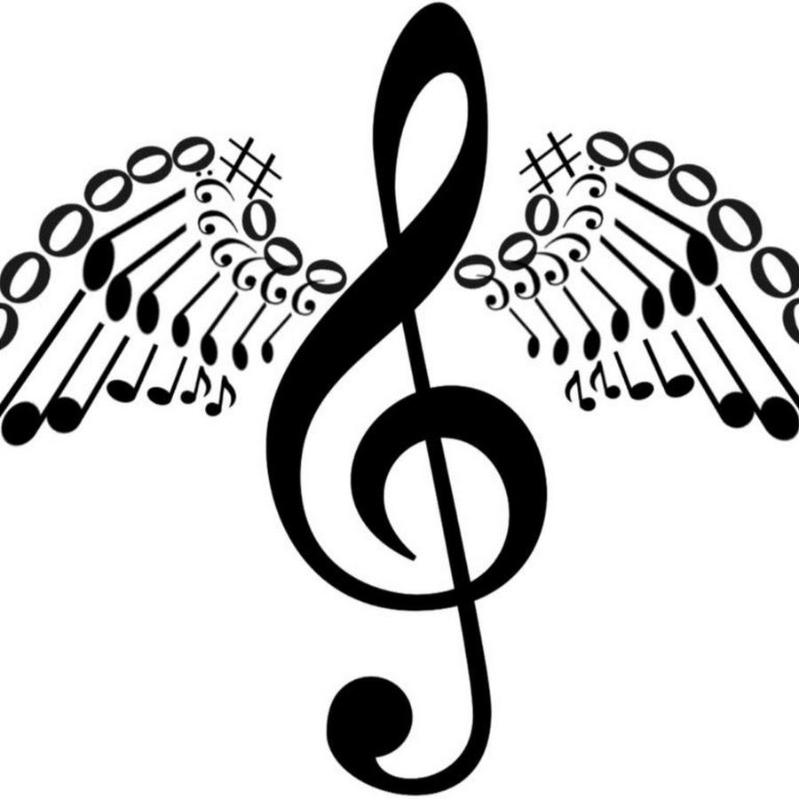 Для хорошего, открытка скрипичный ключ