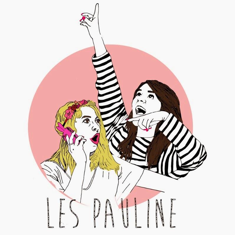 youtubeur Les Pauline