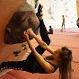 Masha climbing