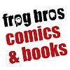 Frog Bros Comics and Books