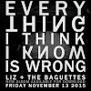 Liz + the Baguettes