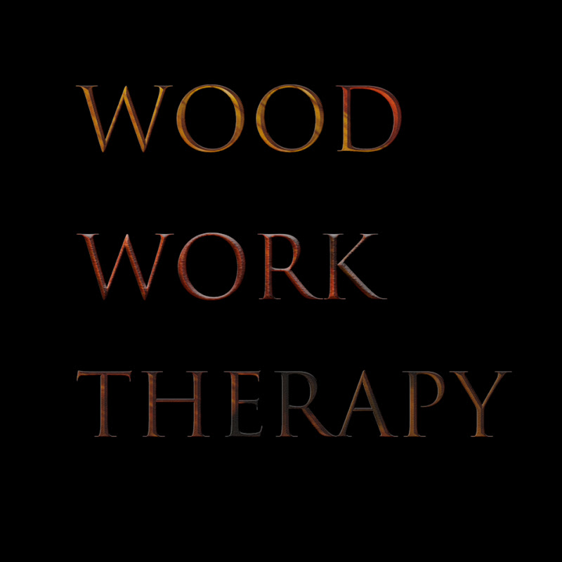Wood Work Therapy (broken-isp-diy)