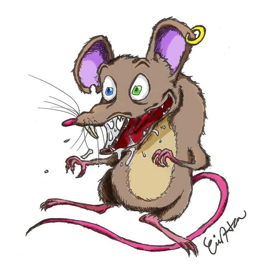 Про, прикольные открытки с мышами на машине