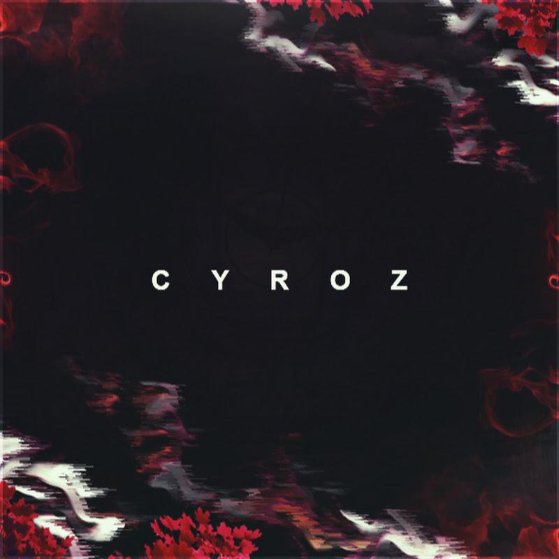 youtubeur Cyroz Gaming