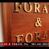 Foran & Foran, PA. Greenbelt, Maryland 6301 Ivy Lane Greenbelt, MD 20770-6315