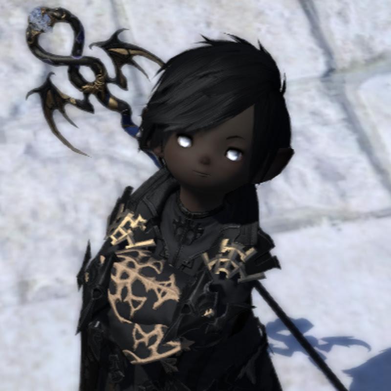 Level 60 Black Mage rotation V2 | Final Fantasy XIV