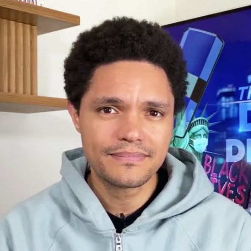 Today Viral News Home: The Daily Show With Trevor Noah