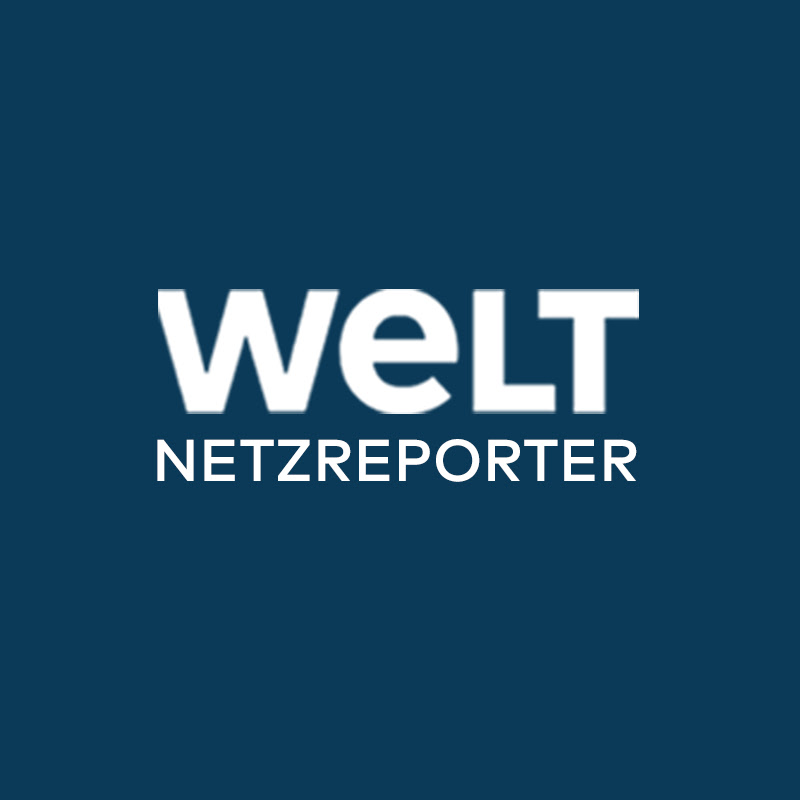 WELT netzreporterin - Antje Lorenz