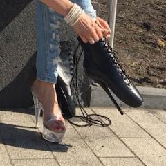 aebfa5340 Lara von Orten YouTube channel avatar. Life in High Heels ...
