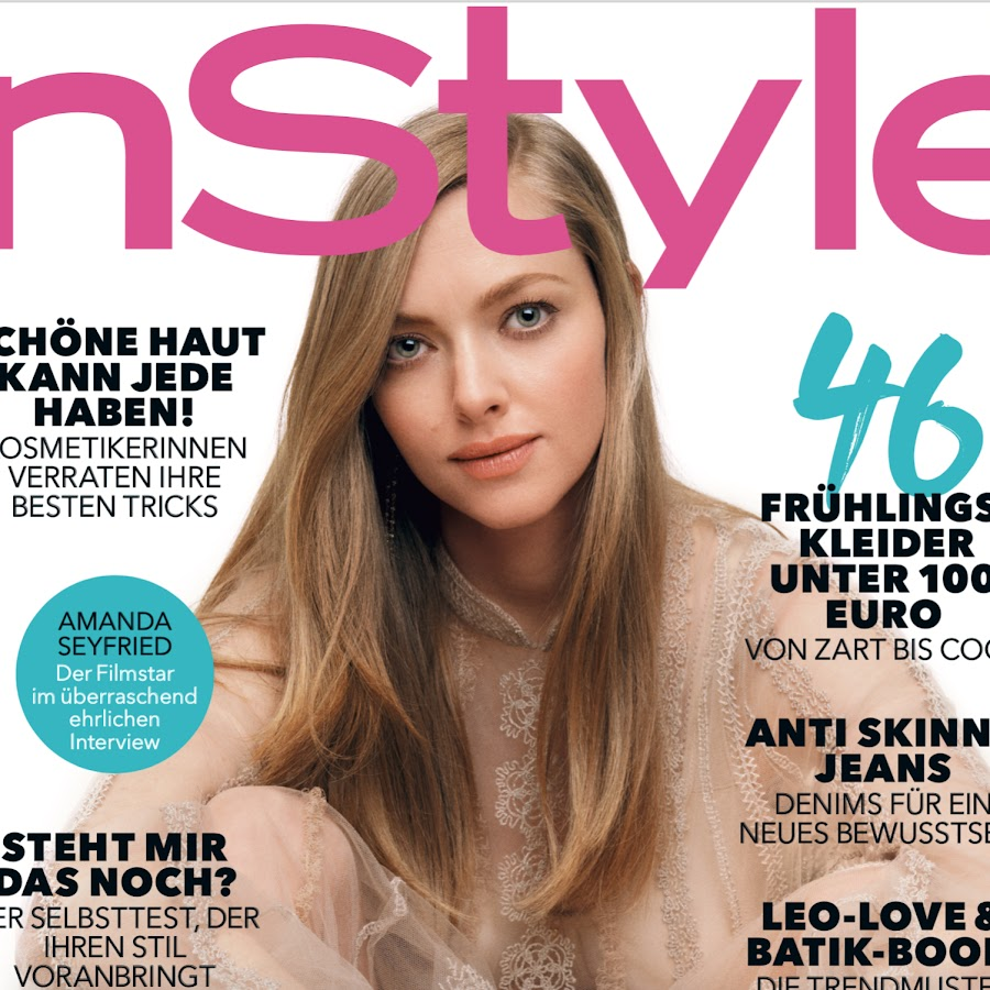 Instyle Germany Youtube