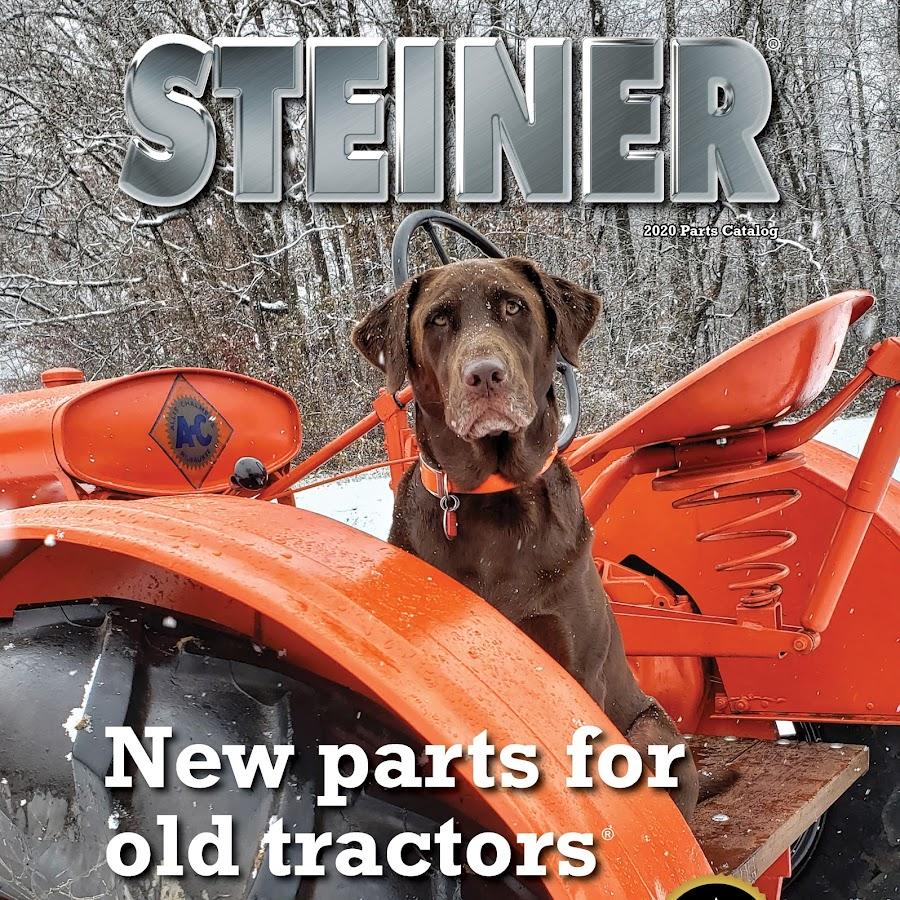 Steiner Tractor Parts - YouTube